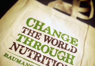 Change The World Through Nutrition