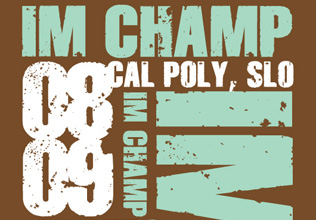 IM Champ T-shirt