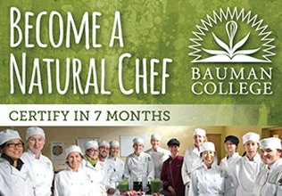 Bauman College Web Ads